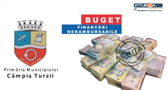 Primaria Campia Turzii – Anunt sesiune finantari Legea 350