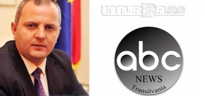 ABC News Transilvania il are ca proprietar pe Gal Avram