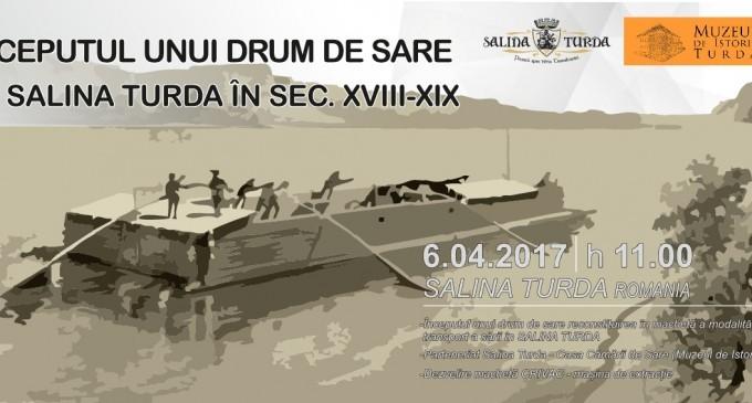 """Eveniment inedit în subteran: """"Începutul unui drum de sare la Salina Turda"""""""
