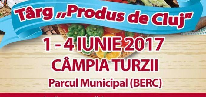 Manifestări dedicate sărbătorii Zilei Internaţionale a Copilului la Târgul Produs de Cluj de la Câmpia Turzii