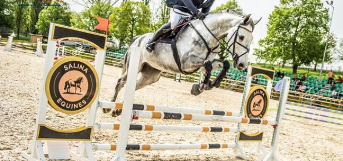 Salina Equines Spring Competition 2017 – Câștigătorii marelui premiu la OBSTACOLE: