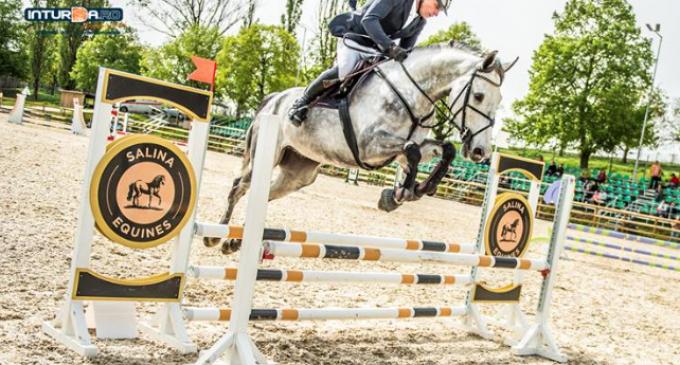 Cel mai iubit eveniment hipic din Transilvania revine cu ediția a patra – Salina Equines Horse Trophy