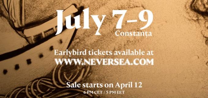 Încă 40 de artiști internaționali și nu numai, urcă în line-up-ul celui mai mare festival de la malul Mării Negre, NEVERSEA.