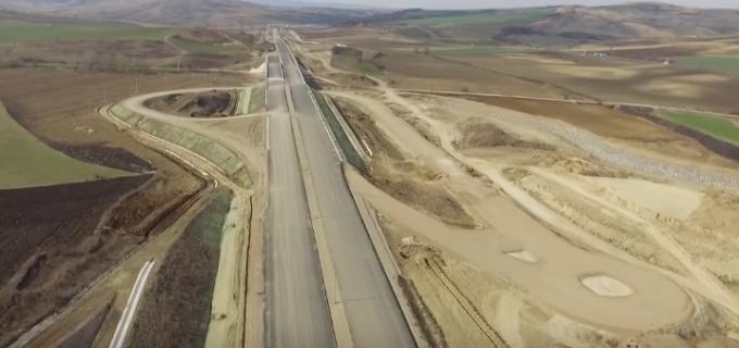 VIDEO – Stadiul lucrărilor pe autostrada Sebeș-Turda