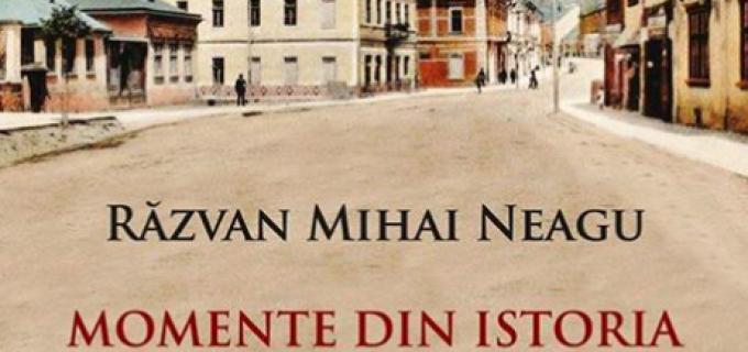 Lansare de carte: Profesor dr. Răzvan Mihai Neagu – Momente din istoria orașului Turda