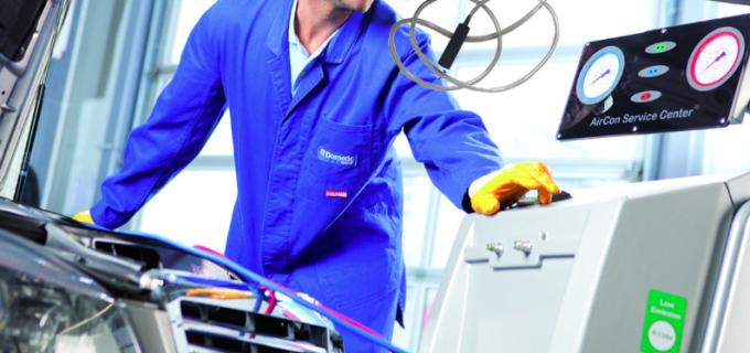 Promotie EDO Garage:Igienizare sistem aer conditionat auto cu ozon si verificare instalatie la 99lei
