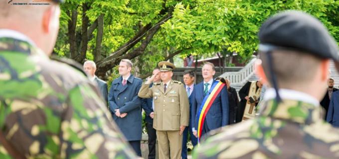 Ziua Armatei Române va fi sărbătorită și la Turda! Circulația autovehiculelor în zona centrală va fi închisă