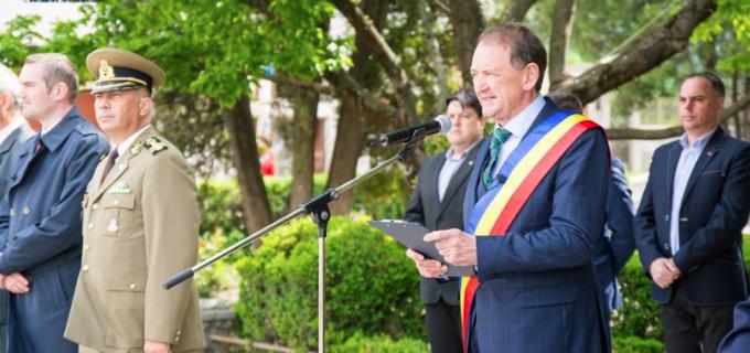 """Primarul municipiului Turda, Matei Cristian: """"Mesajul meu astăzi, pentru voi dragi turdeni, este să rămânem o echipă."""""""