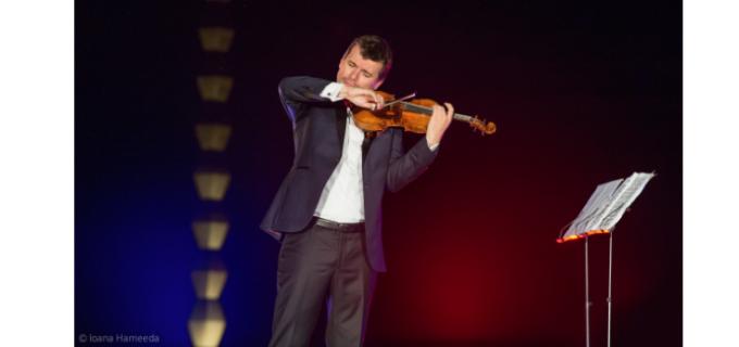 Alexandru Tomescu si Angela Draghicescu sustin Concertul Centenar Ion Ratiu la Turda