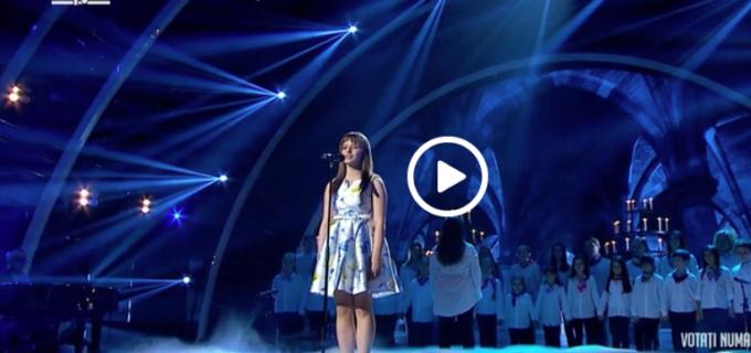 VIDEO: Juriul a trebuit să decidă cine merge în Finala Românii au Talent 2017, Crina Cristurean sau dansatorii Hera și Marius?