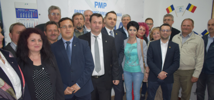 Adrian Nap este noul președinte al PMP Turda
