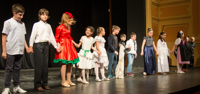 """Rezultatele Festivalului de teatru pentru elevi """"Alter Ego"""", organizat de Școala """"Teodor Murășanu"""" Turda"""
