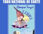 """Târgul Național de Carte """"CÂMPIA TURZII LIBRI"""" – 2017, Ediția I"""