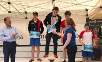 """VIDEO: Deschiderea oficială și premierea primelor probe la Cupa de Înot """"Salina Turda"""""""