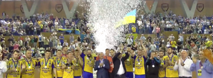 VIDEO – Cupa Challenge: Potaissa Turda a scris istorie. Sporting CP a câștigat cupa