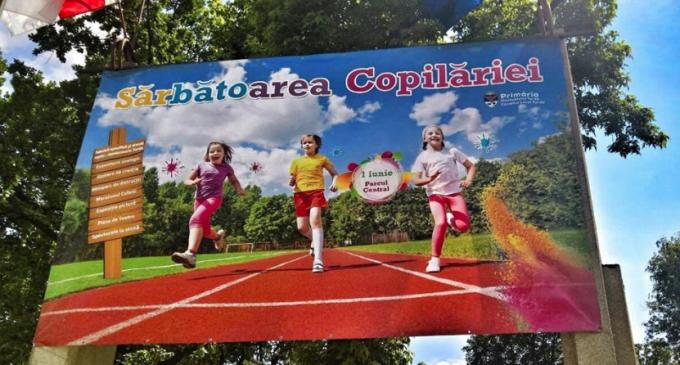 """""""Sărbătoarea Copilăriei"""" un program spectaculos pregătit de Primăria Turda. Vezi aici programul complet:"""