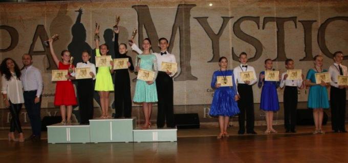 Clubul de Dans Sportiv Potaissa Turda a participat la Cupa MYSTIC de la Reșița