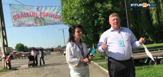 VIDEO: Dorin Lojigan și Ramona Moldovan anunță 4 zile de spectacol la Câmpia Turzii