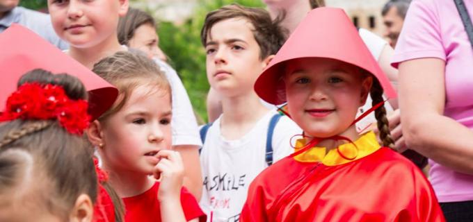 VIDEO: 1 Iunie la Turda – Sărbătoarea Copilăriei