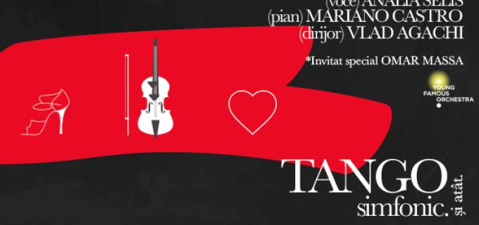"""VIDEO: Analia Selis și Mariano Castro vin la Câmpia Turzii cu concertul """"Tango simfonic. Și atât"""""""