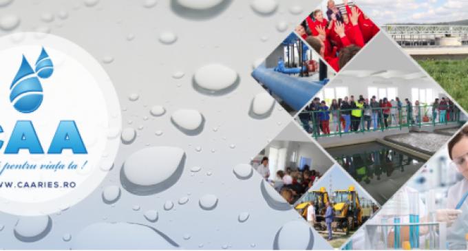 Clujul va deveni primul judet din România racordat 100% la apă şi canalizare, cu ajutorul CAA și Apă Someș