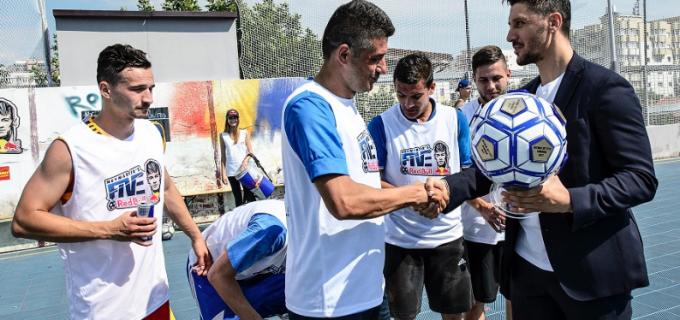 O echipa din județul Cluj va reprezenta România la finala mondială Neymar Jr's Five