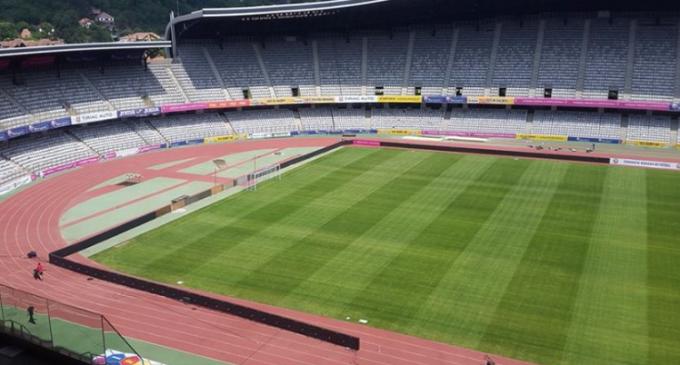 Cluj Arena, vizitat de UEFA în perspectiva găzduirii Campionatului European de Fotbal U21 2023