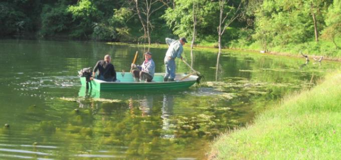 FOTO: Lacul Tarzan va redeveni o atracție pentru cetățenii municipiului Turda