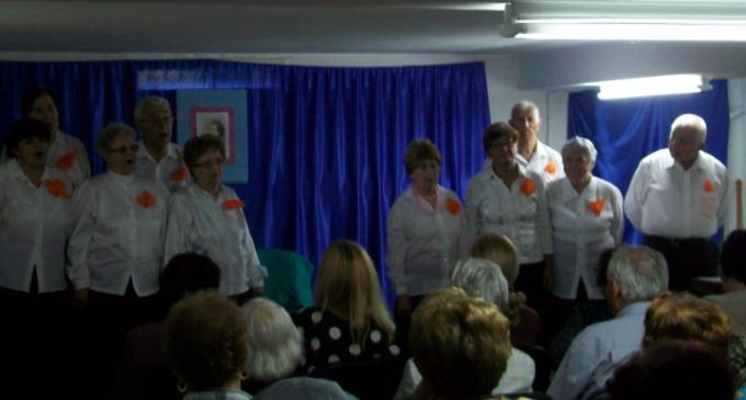 Evenimente artistice deosebite la Centrul de zi pentru vârstinci din cadrul SPAS Turda
