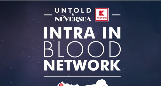 Donează sânge și mergi la UNTOLD și NEVERSEA!