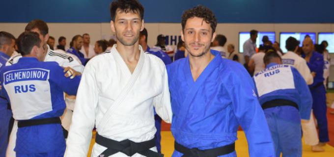 Doi sportivi din Câmpia Turzii au reprezentat România la Campionatul European de Judo Veterani