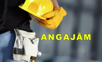 Societate comercială din domeniul constructiilor angajează muncitori necalificati și calificati în Câmpia Turzii și Cluj-Napoca