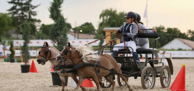 Salina Equines Horse Trophy, la a doua ediție.