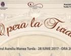 """Seară de balet și operă la Turda pe scena Teatrului """"Aureliu Manea"""""""