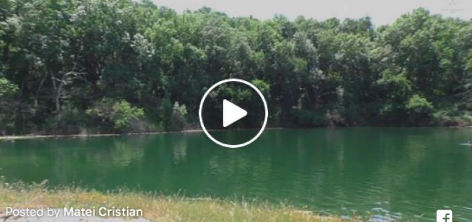 VIDEO: S-a dat startul distractiei pe lacurile Tarzan și Csiki