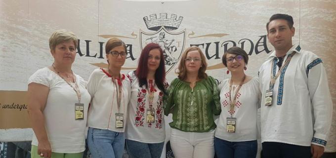 Salina Turda promovează traditia românească