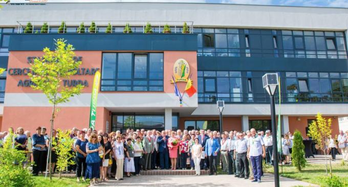 VIDEO/Foto: Statiunea de Cercetare-Dezvoltare Agricolă Turda, la a 60-a aniversare!
