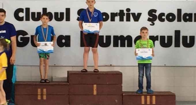 31 de medalii pentru Delfinii Turda la Cupa UPC, Gura Humorului