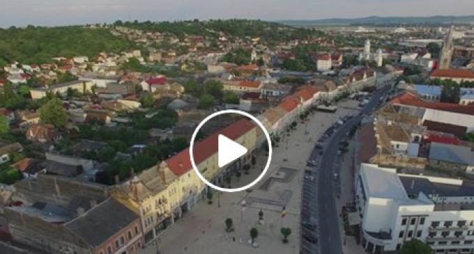 VIDEO: Primarul Cristian Octavian Matei prezintă bilanțul primului an de mandat, în imagini!