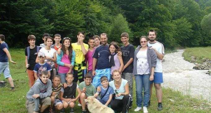 Oportunitate pentru copiii care nu își pot permite bucuria unei tabere