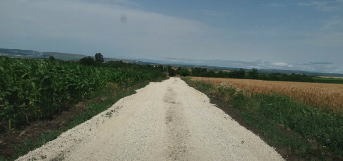 Lucrările derulate de Primăria Municipiului Turda pe sectorul de drum între Petrilaca și Hărcana sunt în curs de finalizare!