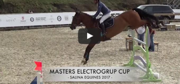 VIDEO: Cupa MASTERS ELECTROGRUP la Salina Equines