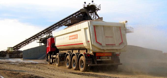 Principalul producător de agregate și betoane din zona Mureș-Arieș, important furnizor pentru Autostrada Transilvania și pentru piața construcțiilor din Cluj angajează: