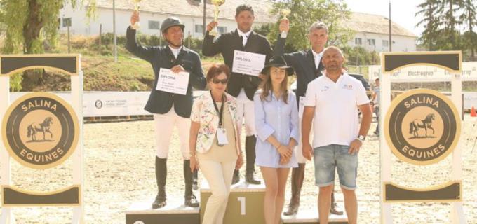 Vezi aici lista câștigătorilor competitiilor din cadrul Salina Equines Horse Trophy 2017: