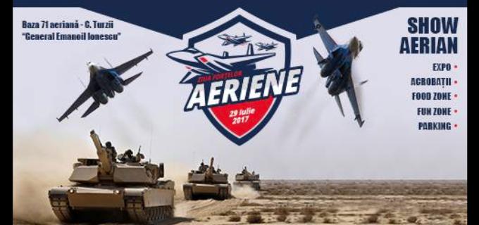 """Ziua Forțelor Aeriene la Baza 71 Aeriană """"General Emanoil Ionescu"""". Organizatorii au pregătit surprize pentru vizitatori:"""