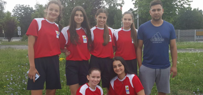 C.S.S Turda Volei va participa la un turneu International în Franta