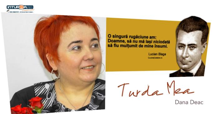 """Dana Deac: """"Lucian Blaga a avut mereu prieteni adevăraţi în Turda şi Câmpia Turzii"""""""