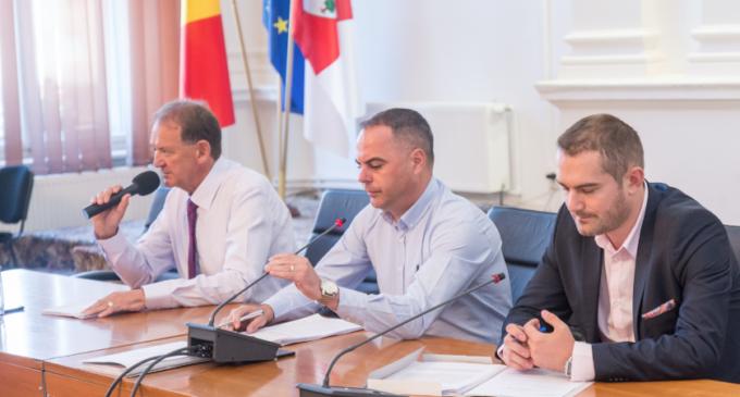 Suplimentare de buget pentru investiții în unitățile de învățământ din Turda, dar nu numai!