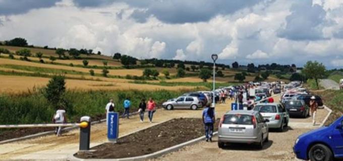 """O noua parcare la Salina Turda! Sute de mii de turiști vizitează anual """"Cel mai frumos loc subteran din lume!"""""""