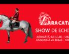 Artiștii ZARACATAN vă așteaptă în weekend cu două SPECTACOLE
